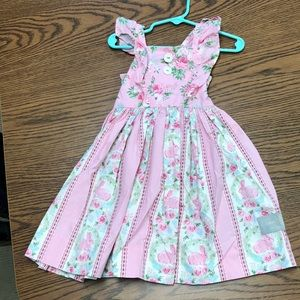 Eleanor Rose Bunny Dress